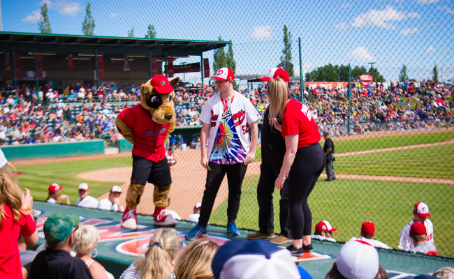 Photo Credit: Okotoks Dawgs