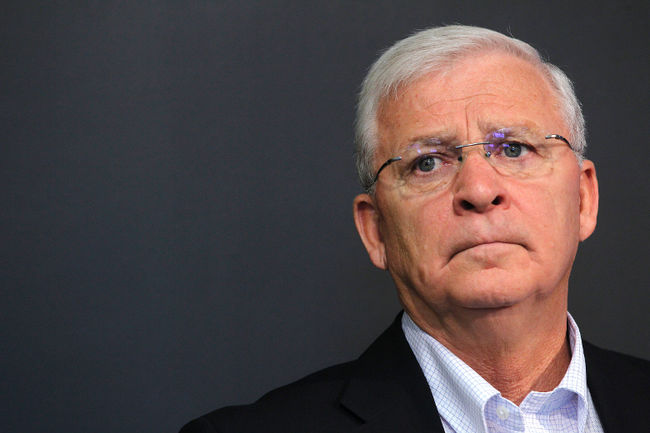Longtime hockey executive Bryan Murray passed away from cancer on Sunday. Photo Credit: Sun Media File Photo