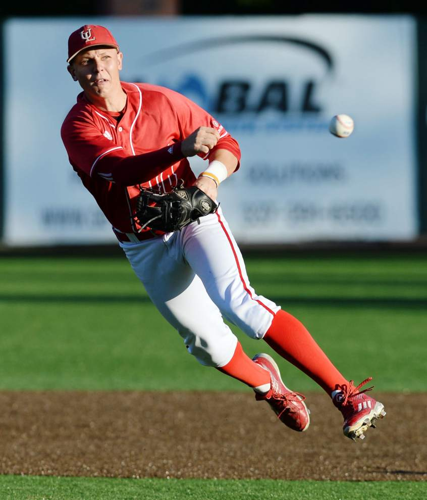SS Brad Antcha (Langley, BC) University of Louisiana at Lafayette Rajun Cajuns.