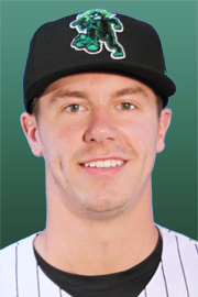 INF Jared Young (Prince George, BC) went 11-for- 19 (.579) with eight RBIs to win CBN Player of the Week honours.