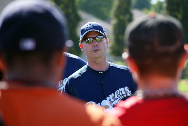 The Milwaukee Brewers have made a change in Canadian scouting replacing Jay Lapp (London, Ont.). Photo courtesy of Chatham Kent Sports Network.