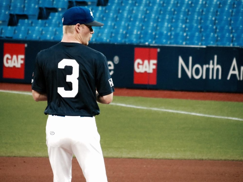 Ontario Blue Jays LHP Caden Griffin (Nepean, Ont.)