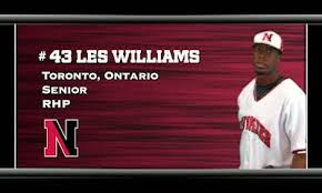 RHP Les Williams (Toronto, Ont.)