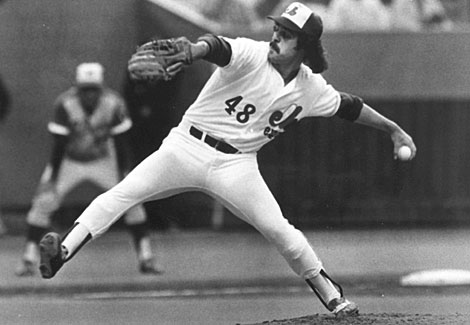 Ross Grimsley, the only pitcher to win 20 games in a season for the Montreal Expos, will be a guest at an ExposFest fundraiser this weekend. Photo Credit: MLB.com