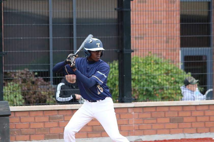 Jamal Armstrong (Etobicoke, Ont.) of the Ontario Terriers earned all-tourney honours at the World Wood Bat Underclass World Championship in Fort Myers, Fla.