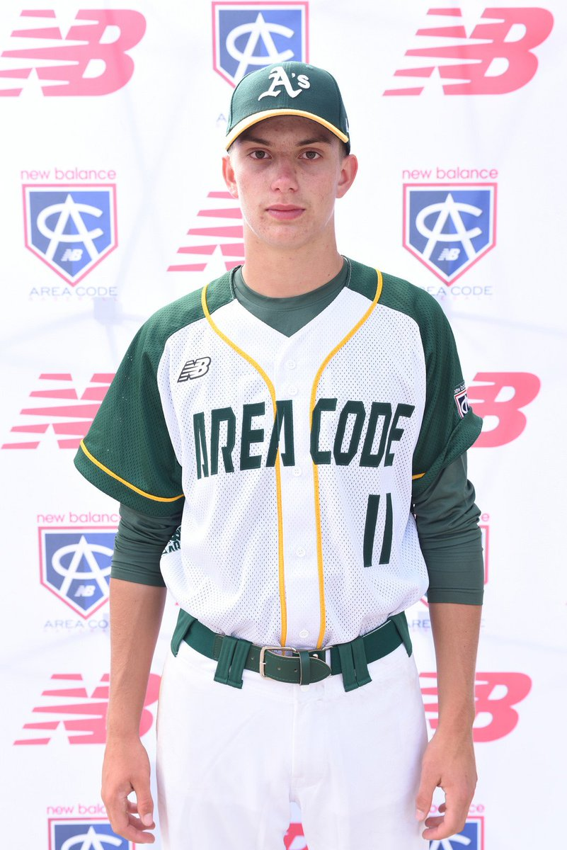 RHP David Rhodes (White Rock, Ont.) had his fastball clocked at 91 MPH for the Louisiana Knights in Jupiter.