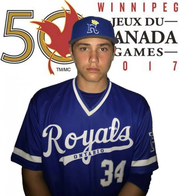 1B Ryan Magdic (Beamsville, Ont.)