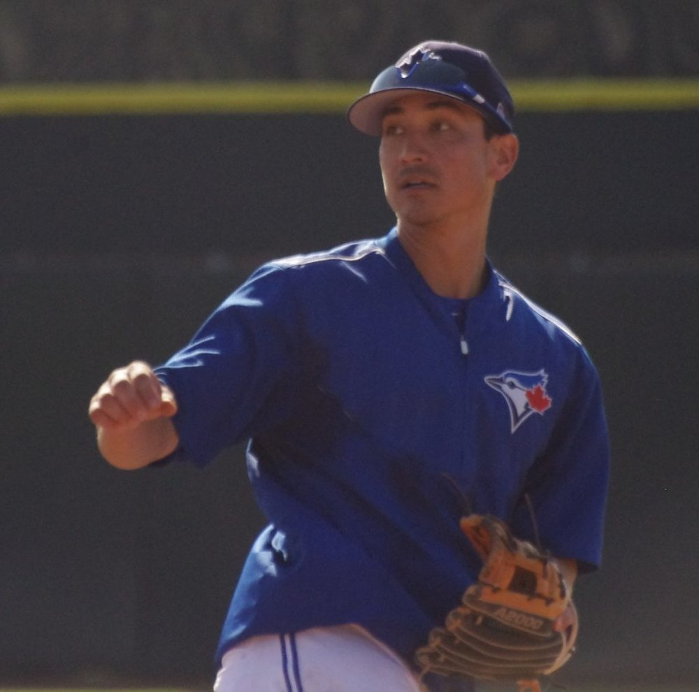 Toronto Blue Jays infielder Darwin Barney is a free agent this off-season. Photo Credit: Jay Blue