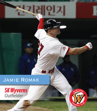 Jamie Romak (London, Ont.) SK Wyverns.