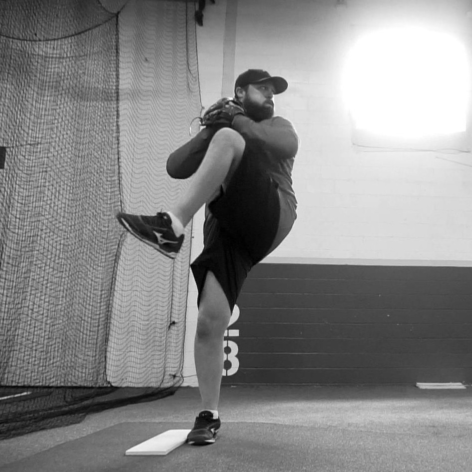 "Ryan Armstrong, associate head coach and program pitching coach of The Baseball Zone, has teamed up with Dr. Carmine Filice and The Performance Lab to form ""The Smart Velo Project."" Photo Credit: The Baseball Zone"