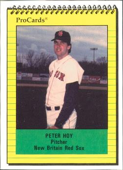 RHP Peter Hoy (Cardinal, Ont.), who soon should be inducted into the Ottawa-NNepean Canadians HOF.