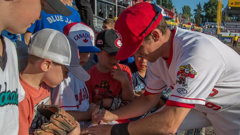 Photo Credit: Vancouver Canadians