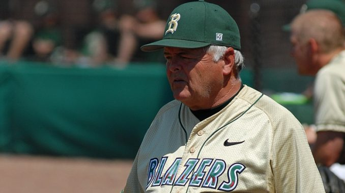 Hall of Fame coach Ron Polk, now with the Alabama-Birmingham Blazers, will be at Durham College for a coaching clinic Saturday inn Oshawa.