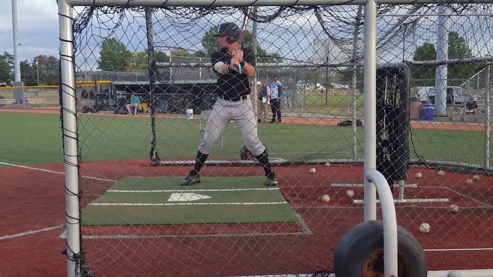Cuyahoga's Matt Hilderbrandt (Bowmanville, Ont.)