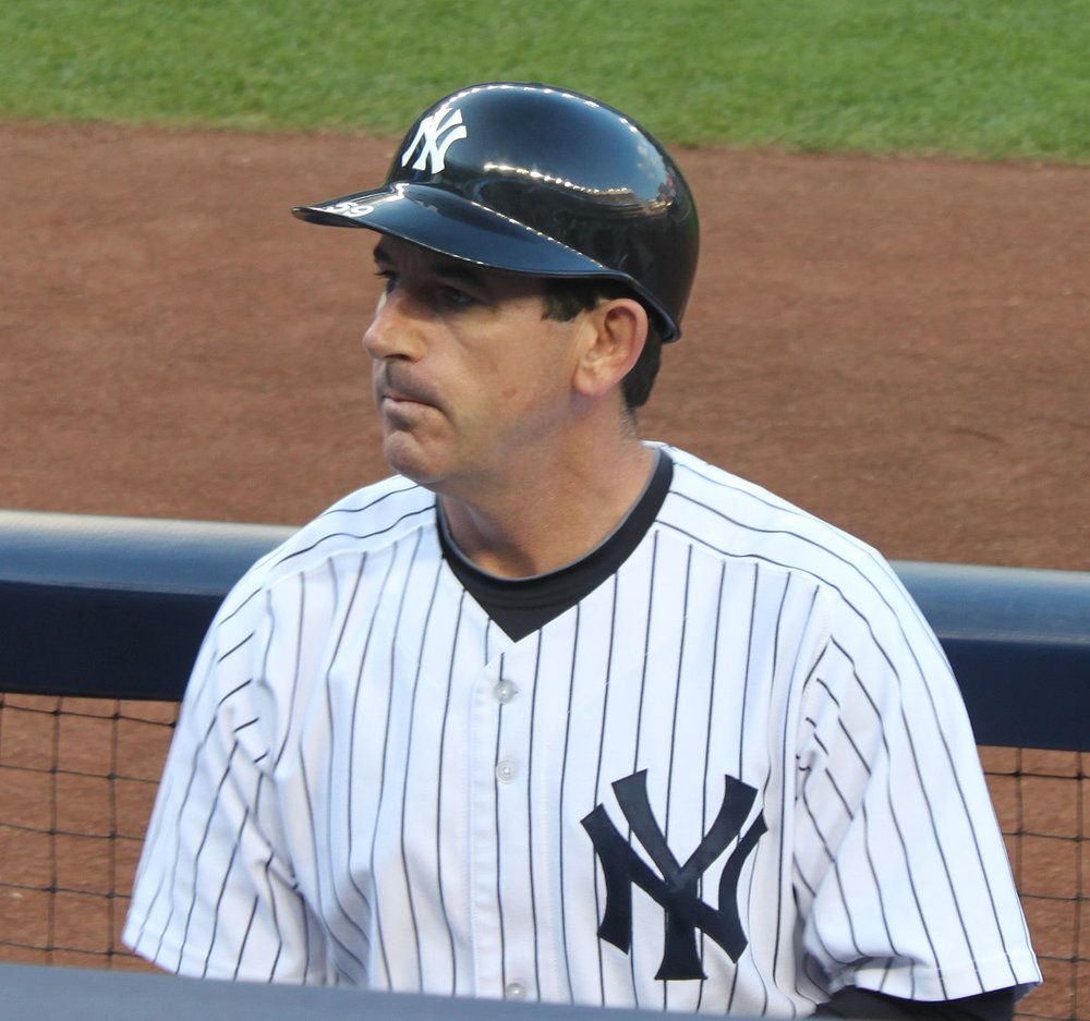 Corunna, Ont., native Rob Thomson has left the New York Yankees after 28 years to be the Philadelphia Phillies bench coach. Photo Credit: Wikipedia