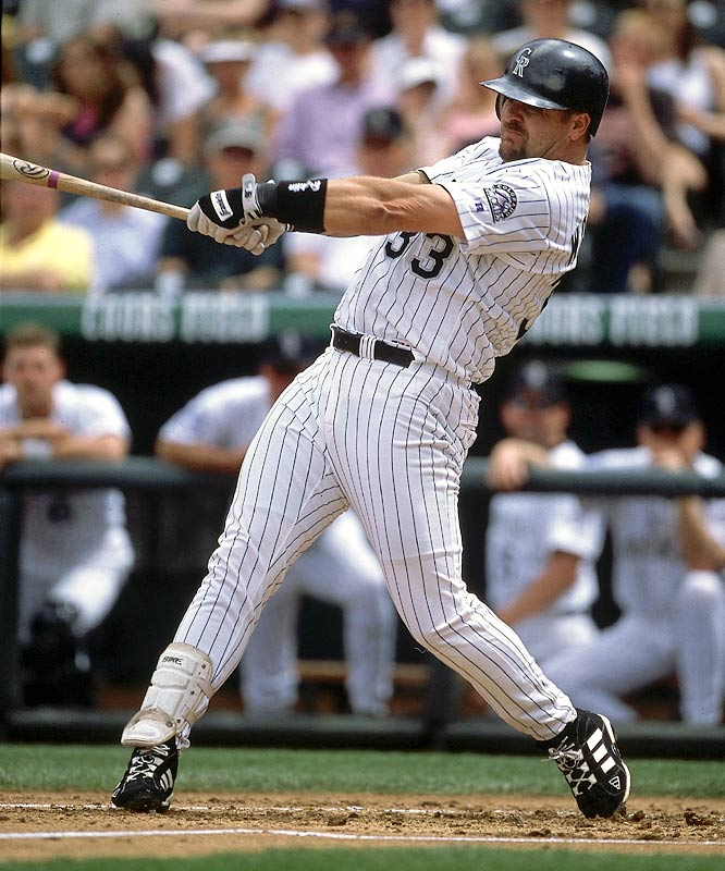 Maple Ridge, B.C., native Larry Walker is a worthy of a plaque in Cooperstown.