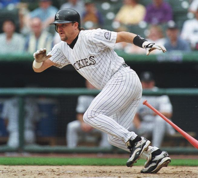 Maple Ridge, B.C., native Larry Walker is worthy of a plaque in Cooperstown.
