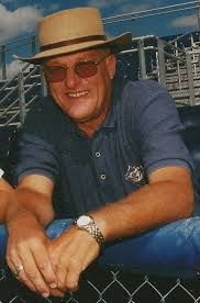 The late Jim Ridley (Burlington, Ont.) former Minnesota Twins and Toronto Blue Jay scout.