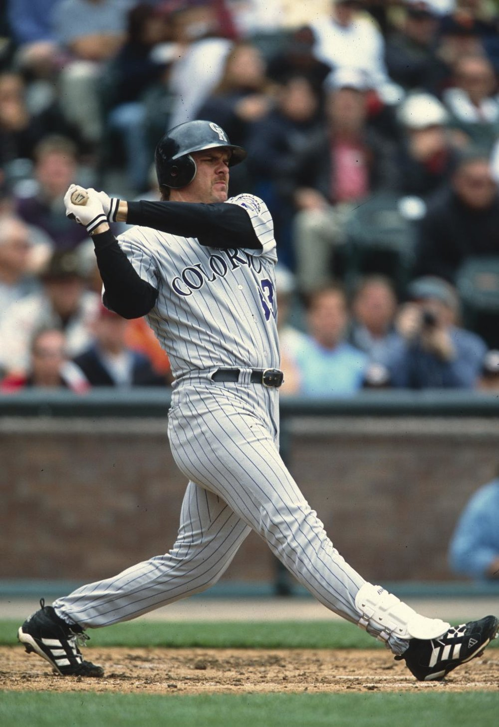 Maple Ridge, B.C., native Larry Walker is worthy of a plaque in Cooperstown. Photo Credit: National Baseball Hall of Fame Library