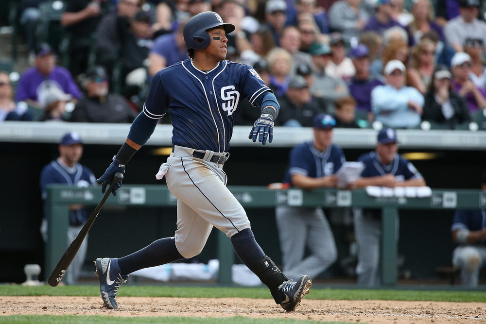 The Toronto Blue Jays acquired infielder Yangervis Solarte from the San Diego Padres on Saturday. Photo Credit: USA Today Sports
