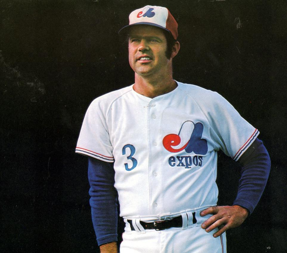 Former Montreal Expos slugger Bob Bailey passed away on Tuesday at age 75.
