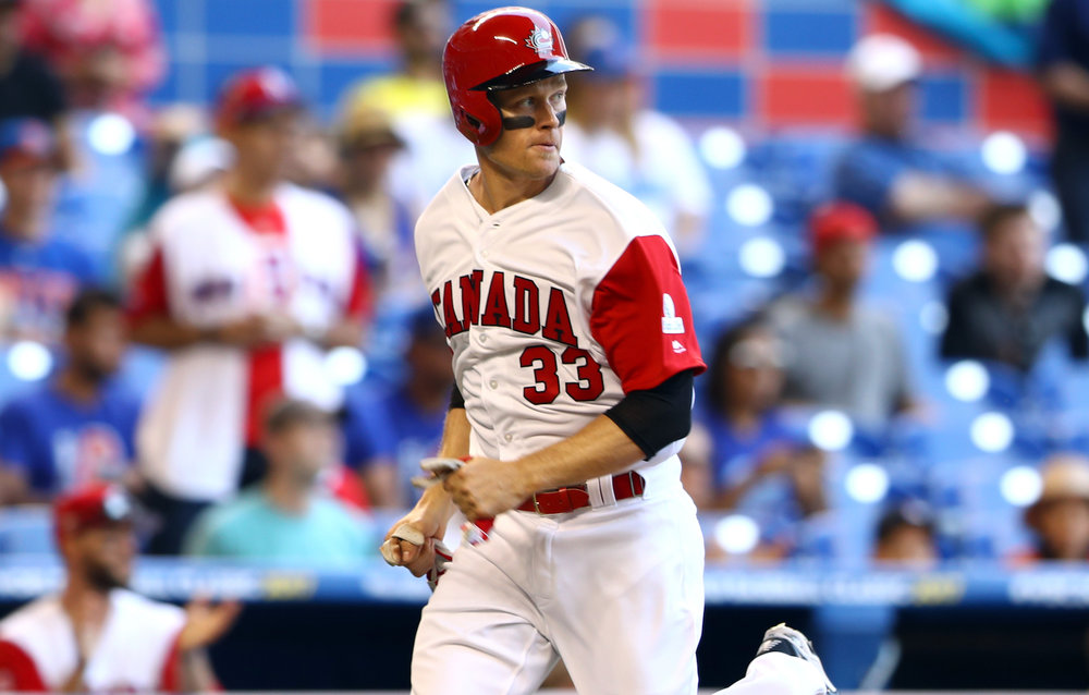 New Westminster, B.C., native Justin Morneau officially announced his retirement on Wednesday. Photo Credit: Baseball Canada