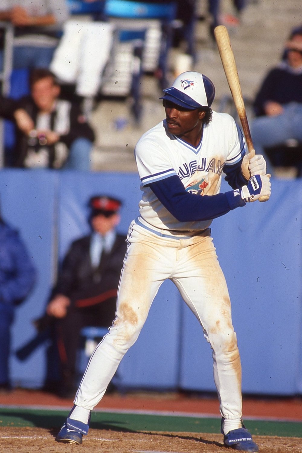 Former Toronto Blue Jays centre fielder Lloyd Moseby has been elected to the Canadian Baseball Hall of Fame. Photo Credit: Canadian Baseball Hall of Fame