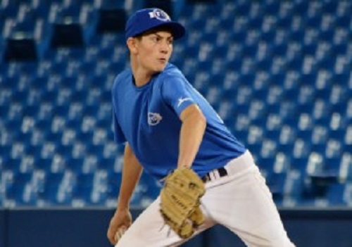 Former ABC RHP RHP Connor Angel (Lachine, Que.)
