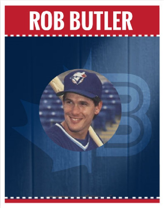 Rob Butler of the Butler Baseballl Academy