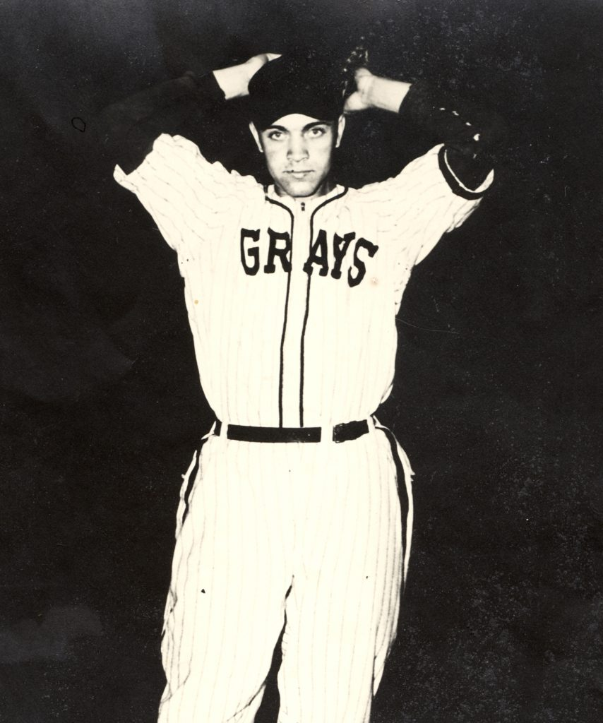 Longtime scout Ed Heather called former Negro Leagues star Wilmer Fields (above) the greatest Intercounty Baseball League player he ever saw. Fields was a three-time IBL MVP (1951, 1954-55) with the Brantford Red Sox.