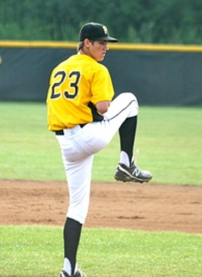 Field House Pirates LHP-1B Sean Kretz (Burlington, Ont.) pitched four scoreless for Glendale.