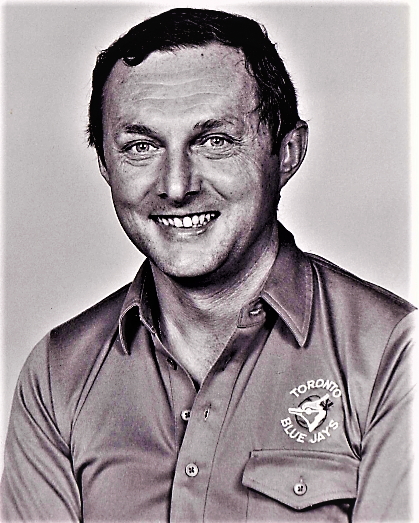 Ken Carson was the Toronto Blue Jays' first trainer.
