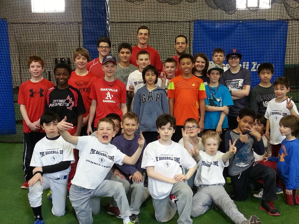 """""""Swing into Spring"""" with the GTA's most popular March Break instructional baseball camp"""