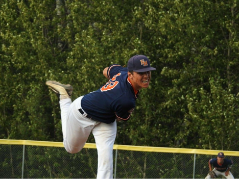 Max Poole, a graduate of the Fort McMurray baseball program, will suit up for Mars Hill University in North Carolina, a NCAA D2 school.