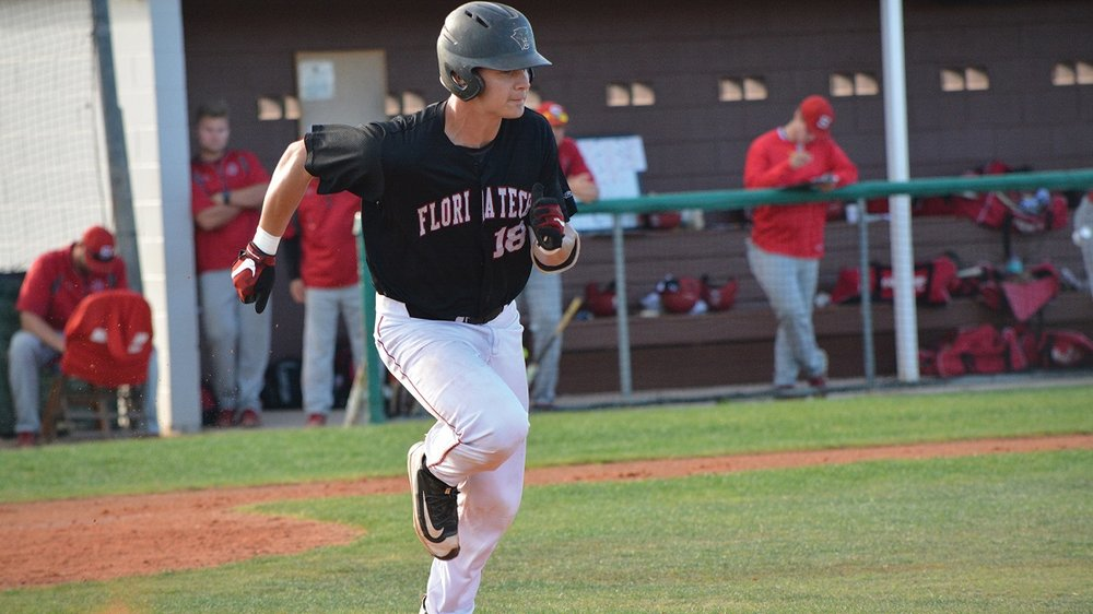 Ex-Ontario Blue Jay Zac Orchard (Cambridge, Ont.) had six hits for the Florida Tech Panthers this week.