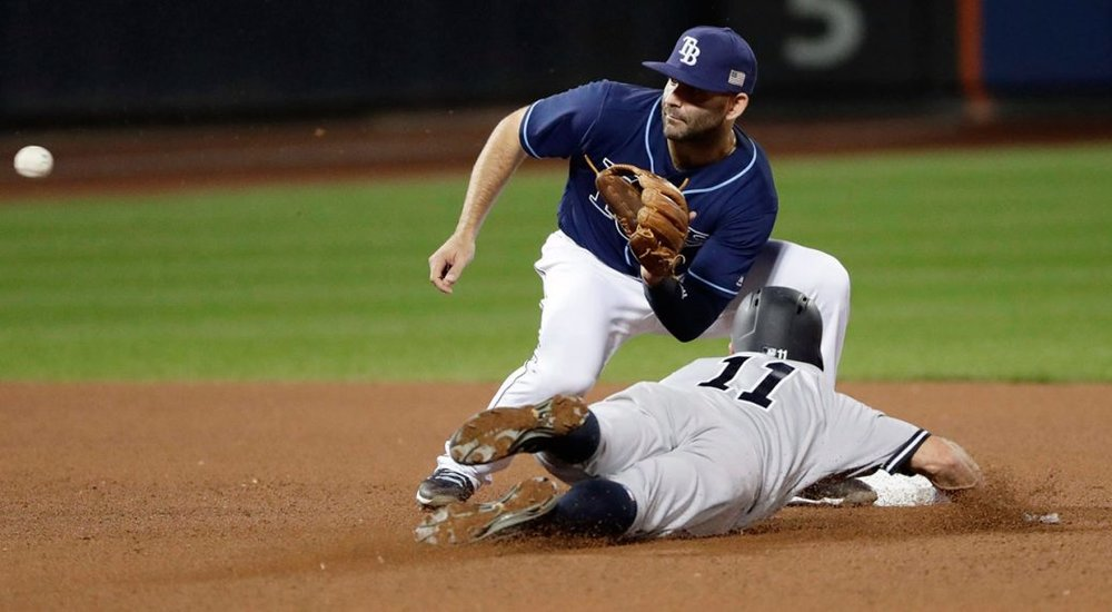 The Toronto Blue Jays signed veteran infielder Danny Espinosa to a minor league deal on Saturday. Photo Credit: Frank Franklin/AP