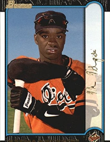 ABC's Ntema Ndungidi (Montreal, Que.) was drafted by Wayne Norton of the Baltimore Orioles.