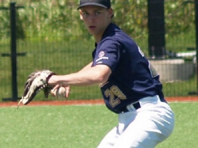 Formeer Ontario Terrier Elliott Curtis (Waterloo, Ont.) led all Canucks with 18 RBIs.