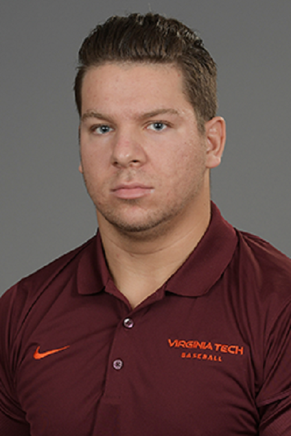 Former Langley Blaze Luke Horanski (Dugald, Man.)had five hits, driving in four for rthe  Virginia Tech Hokies.