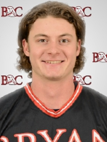 Former Vauxhall Academy Jet Tyler Scott (Calgary, Alta.) hit .353 for the Bryan Lions.