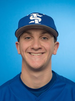 Toronto Mets grad Max Wright (Toronto, Ont.) helped Indiana State sweep The Citadel.
