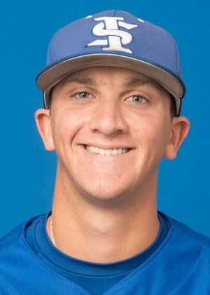 Former Great Lake Canadian INF Max Wright (Toronto, Ont.) had a three-hit day in Indiana State's sweep over Xavier.