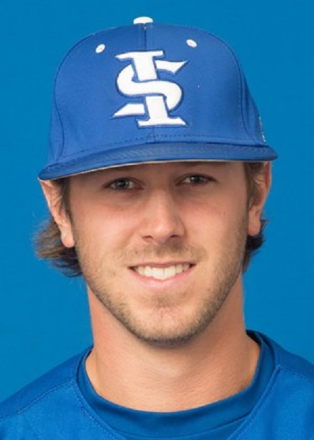 Former Great LLake Canadians RHP Tyler Whitbread (Camlachie, Ont.) had two wins for Indiana State.