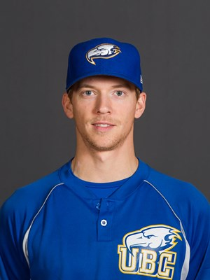Former Whalley Chief Braeden Allemann (Surrey, BC) hit .294 with six RBIs for the UBC Thunderbirds.