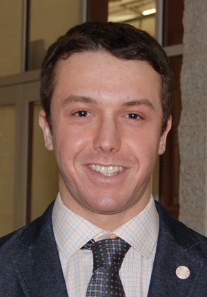 Tecumseh Thunder's Isaac Lewis (Windsor, Ont.) batted .277 with five hits and four RBIIs for St. Lawrence.