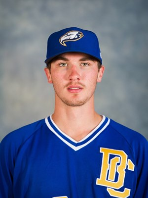 Brampton Royaals' Jack Caswell (Brampton, Ont.) worked six scoreless in a pair of outings.