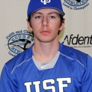 Teaam Ontario grad LHP Matt Fiorini (Schomberg, Ont.) pitchhed nine inning swith eight strikeouts for the Saint Francis Cougars.