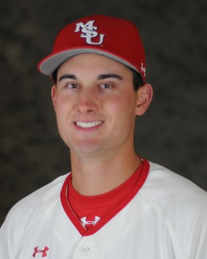 Regina Wolfpack RHP Jeremy Sylvester (Regina, Sask.) worked four scoreless for the Minot State Beavers.