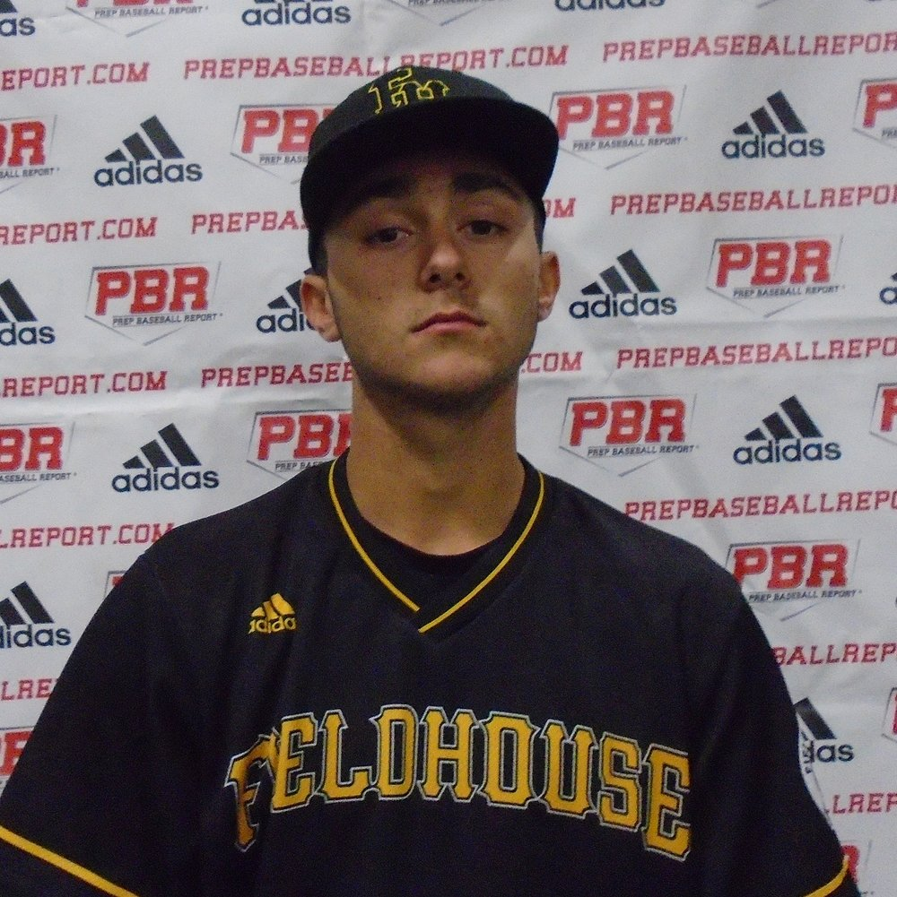 OF Kenny Diclemente (Oakville, Ont.) of the Fieldhouse Pirates was one of four players to earn all-tourney honours at the Perfect Game Showdown-Academies in Cartersville, Ga.