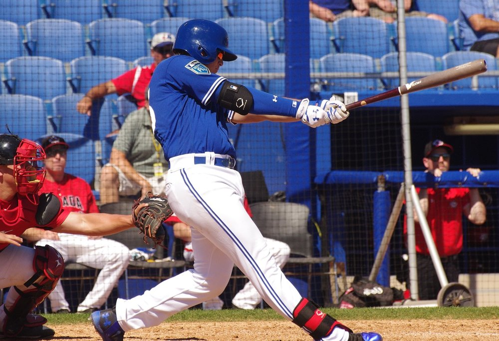 Kacy Clemens hit a home run for the low-A Lansing Lugnuts on Sunday. Photo Credit: Jay Blue